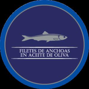FILETS ENTIERS D'ANCHOIS