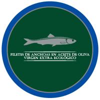 anchoas en aceite de oliva ecologico